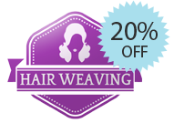 Hair Weaving $10 Off Coupon